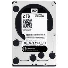 Price Western Digital Wd 3 5 Internal 2Tb Black Wd2003Fzex Desktop Harddrive Singapore