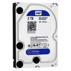 Price Comparisons For Western Digital Wd Blue 2Tb 3 5 Internal Hard Drive