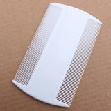 Buying White Durable Double Sided Nit Combs For Head Lice Dectection Comb Kids Pet Flea