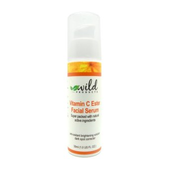 Price Wild Products Vitamin C F*C**L Serum 70 Organic Content Anti Aging And Skin Brightening 30Ml Wild Products