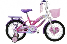 Buy Wimcycle 16Inch Disney Princess Children Bike Kids Bicycle Cycle Gift Toys Present Online
