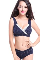 Review Women S Nursing Maternity Bra 1 X Maternity Underwear Extender Blue Export China