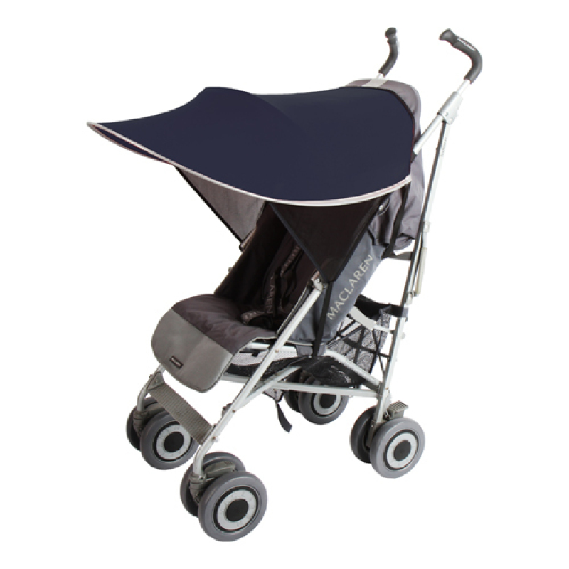 Wowbaby Sun Shade Canopy for Baby Stroller - Dark nany(Export)(Intl) Singapore