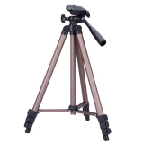 Best Reviews Of Wt3130 Protable Lightweight Aluminum Camera Tripod With Rocker Arm Carry Bag For Canon Nikon Sony Dslr Camera Dv Camcorder