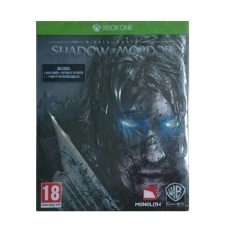 Xbox One Middle Earth Shadow Of Mordor Steelbook Online