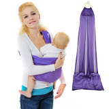 Price Xcellent Global Baby Wrap Sling Carrier 100 Polyester Quick Dry Comfortable Lightweight Breathable Durable Suitable For Newborns To 44 Lbs Best Baby Shower Gift Purple Hg121U Intl Xcellent Global Original