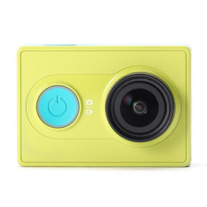 Price Comparison For Xiao Yi Travel Action Camera With Selfie Stick Green