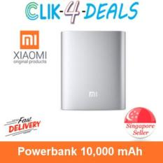 Where Can I Buy Xiaomi Power Bank 10000 Mah Silver