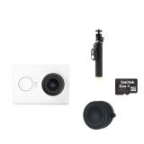 Buy Xiaomi Xiaoyi 16Mp Sports Camera Yi Monopod Lens Cover 32Gb Tf Online