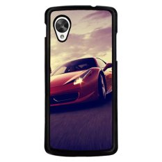 Y M Cell Phone Case For Lg Nexus 5 Sport Car Cool Printed Cover Multicolor Lower Price