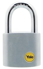 Review Yale Y120 40 125 1 Satin Silver Padlock Baron Shackle 40Mm Singapore