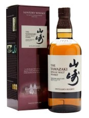 Where Can You Buy Yamazaki Distiller Reserve 70Cl With Box
