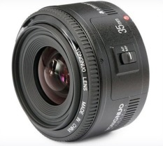 Cheap Yongnuo 35Mm F2 Lens For Canon