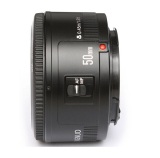Sale Yongnuo Yn 50Mm F1 8 Lens For Canon On Singapore