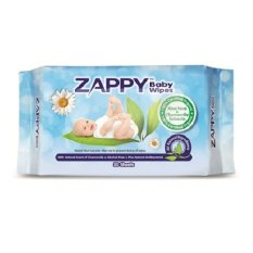Low Price Zappy Organic Baby Wet Wipes 30S 24 Packets