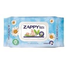 Zappy Organic Baby Wet Wipes 80S 24 Packets For Sale Online