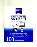 Sale Zeiss Lens Cleaning Wipes 100Pcs Twin Pack Singapore