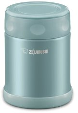 Zojirushi Sw Eae50 5L Aqua Blue Stainless Steel Food Jar For Sale
