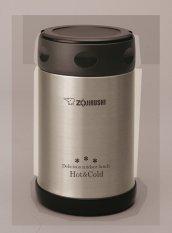 Zojirushi SW-EXE50  Stainless Steel Food Jar with Bag (Black)