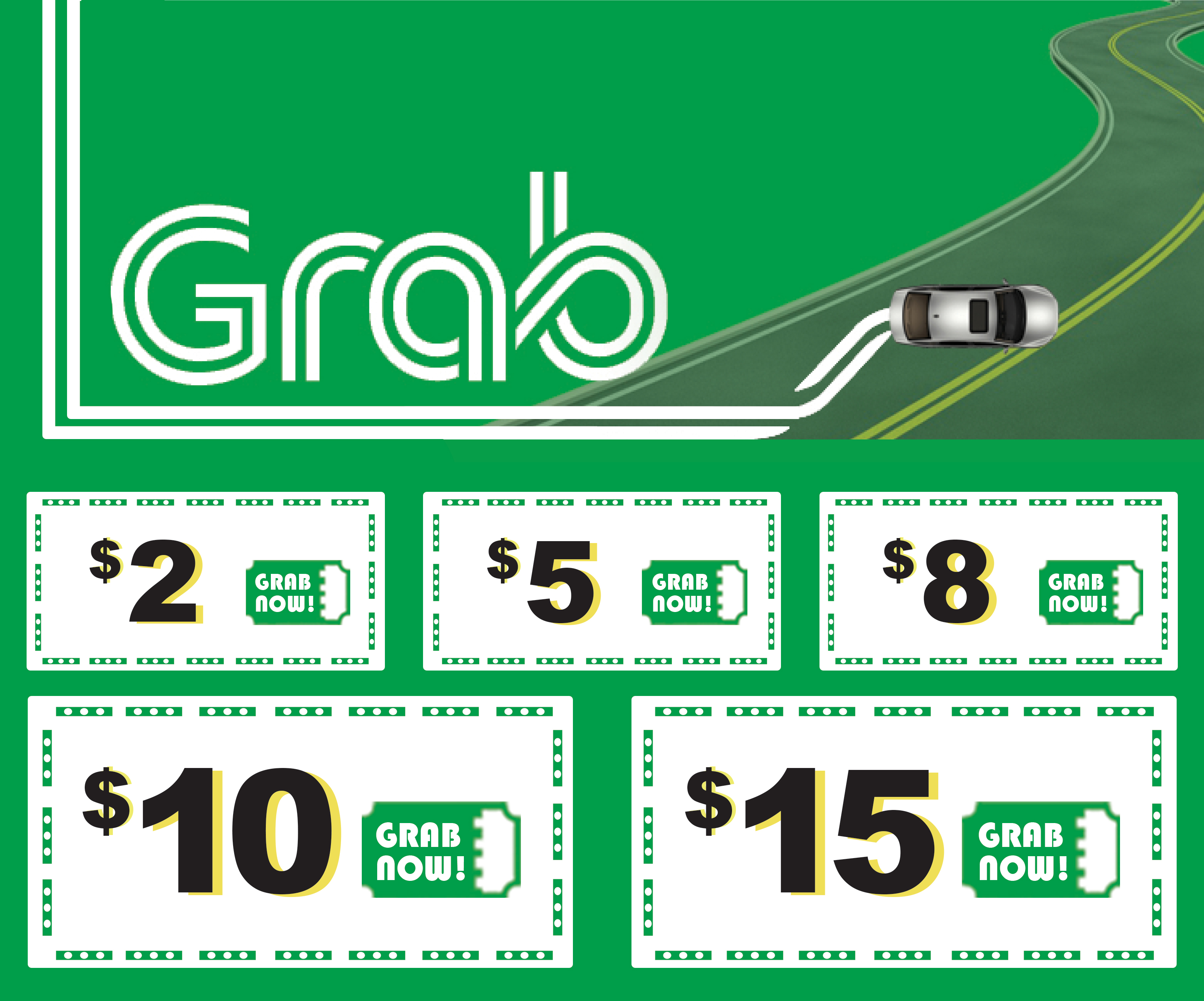 [GRAB] $15 Voucher/SGD15 OFF/Promo Code/Gift Card/GrabGifts/Gift  Code/Voucher Code/Gift Voucher/E-Voucher/Grab Rides/Transport (Email  Delivery)
