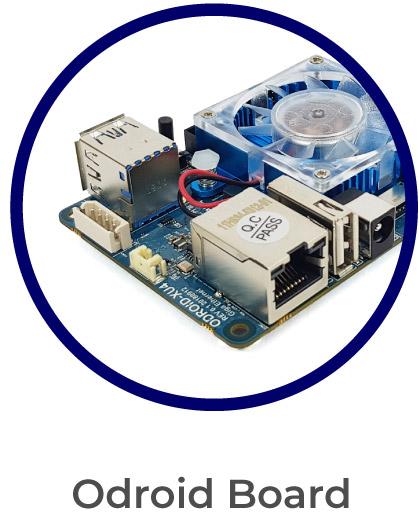 ODROID WiFi Module 5A USB [Wireless] ODROID-C0, ODROID-C1+