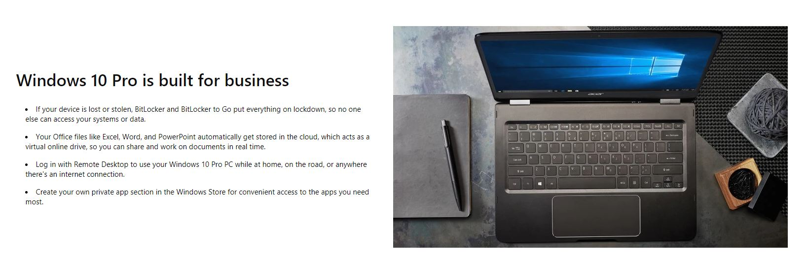 Genuine Microsoft Windows 10 Pro Retail