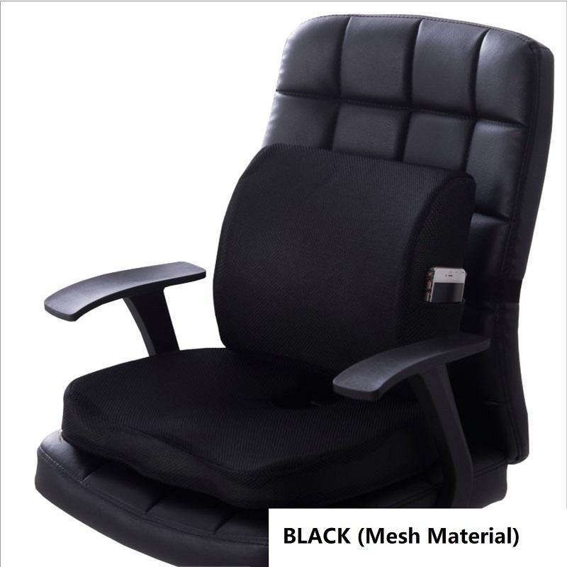 Seat Pillow Cushion Lumbar Pad Office