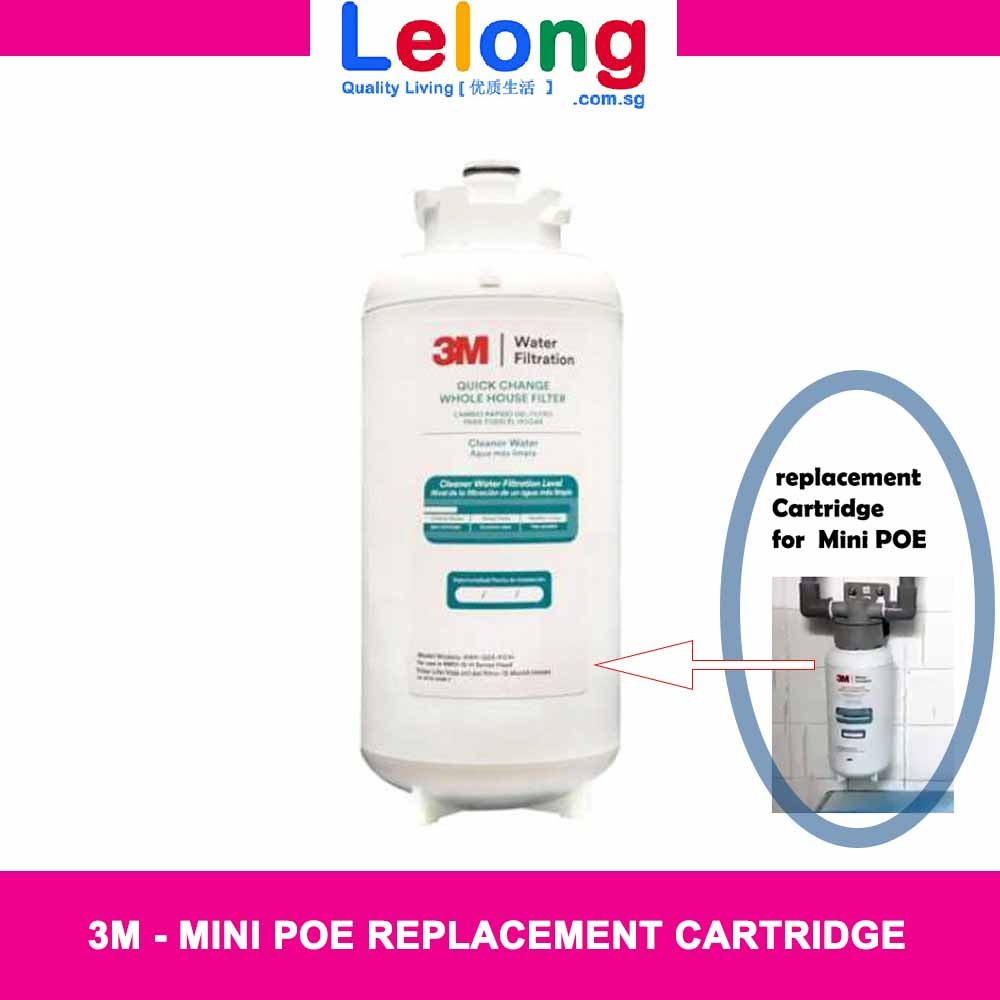Lelong 3m Mini Whole House Water Filter System Point Of Entry
