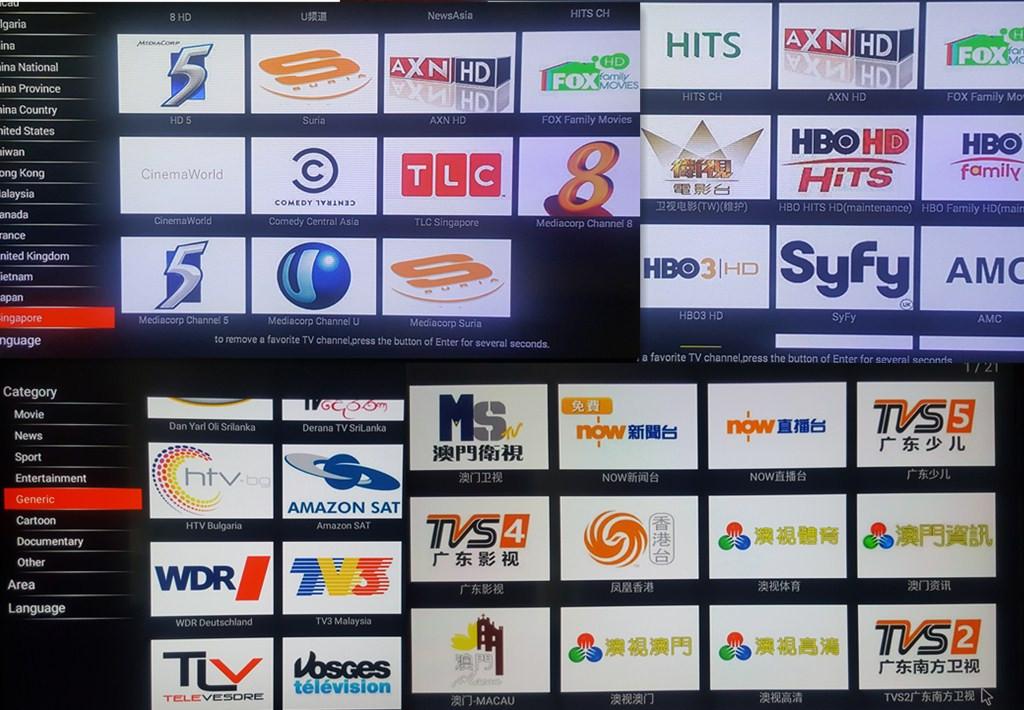 TX3 2gb+16gb Tv Box Android Box IPTV Box TvBox