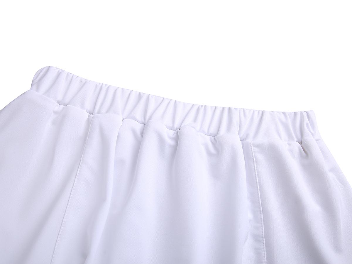 aca5cde029 Specifications of 2019 Women Tennis Skirt all-match Anti Sport Badminton  Skirt Pleated Skirts Black White Tennis Skort Girl Skorts High Waist  Built-in ...