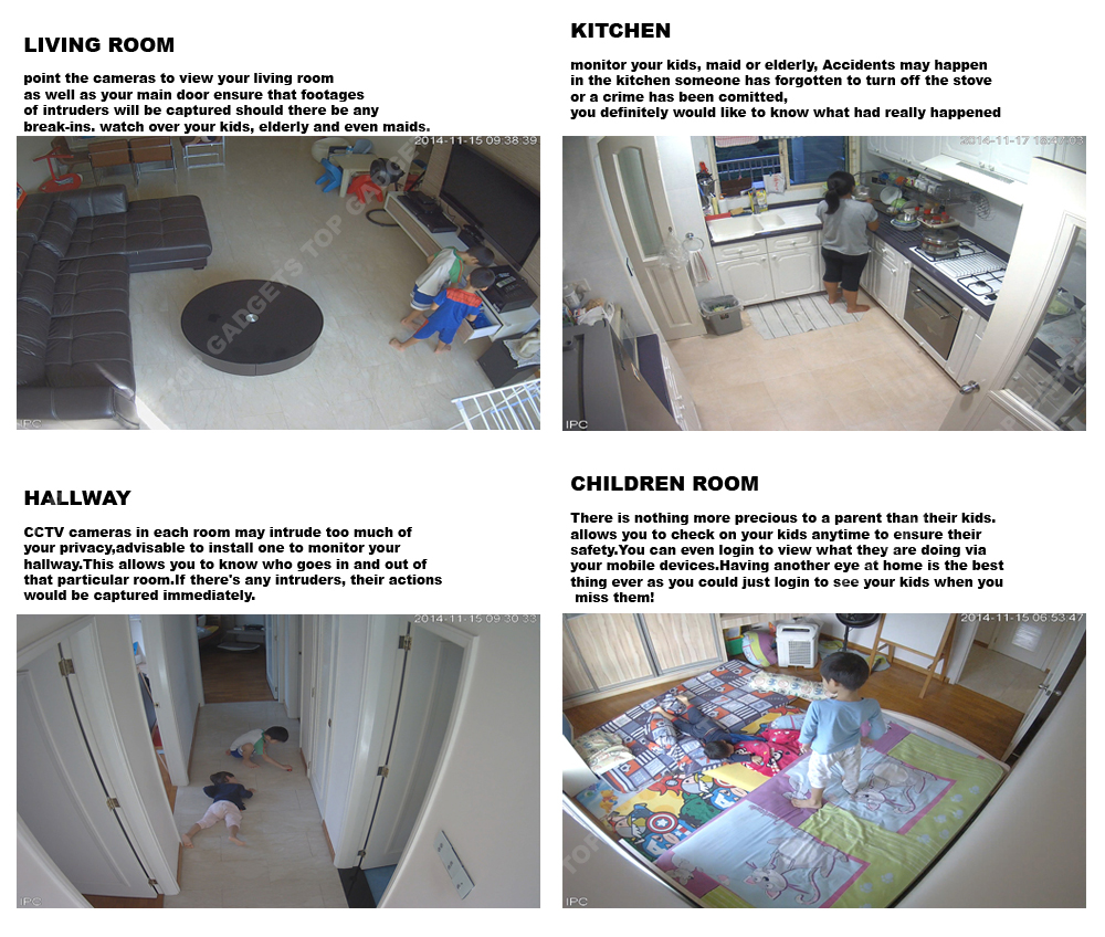HIKVISION 2 CAM CCTV PACKAGE B2