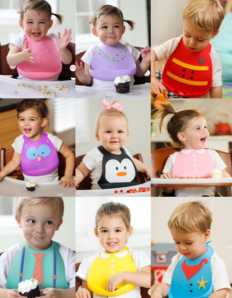Make My Day Bibs 18 Designs Buy Sell Online Accessories With Cheap Price Lazada Singapore