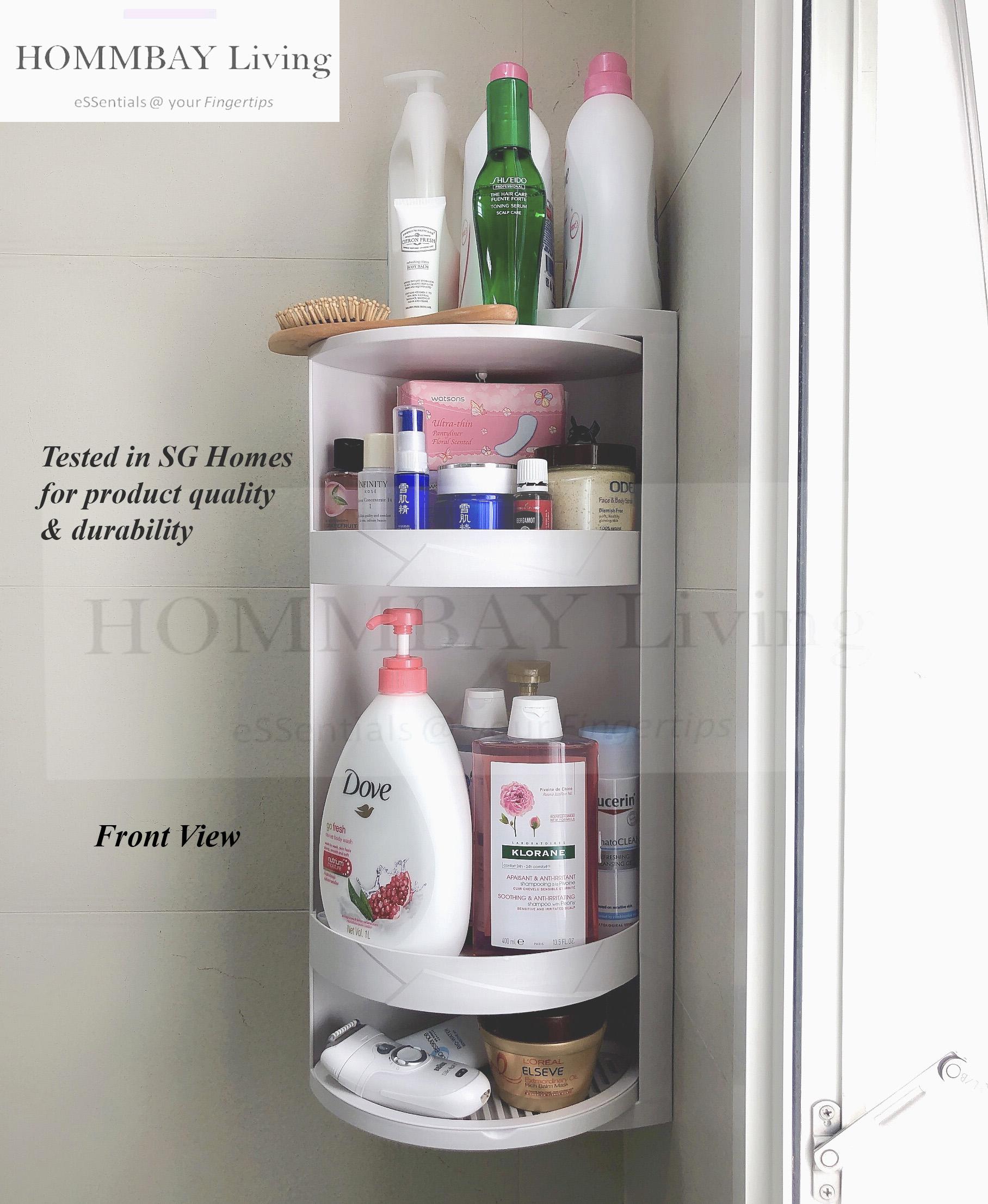 Corner Shelf Cabinet Rack