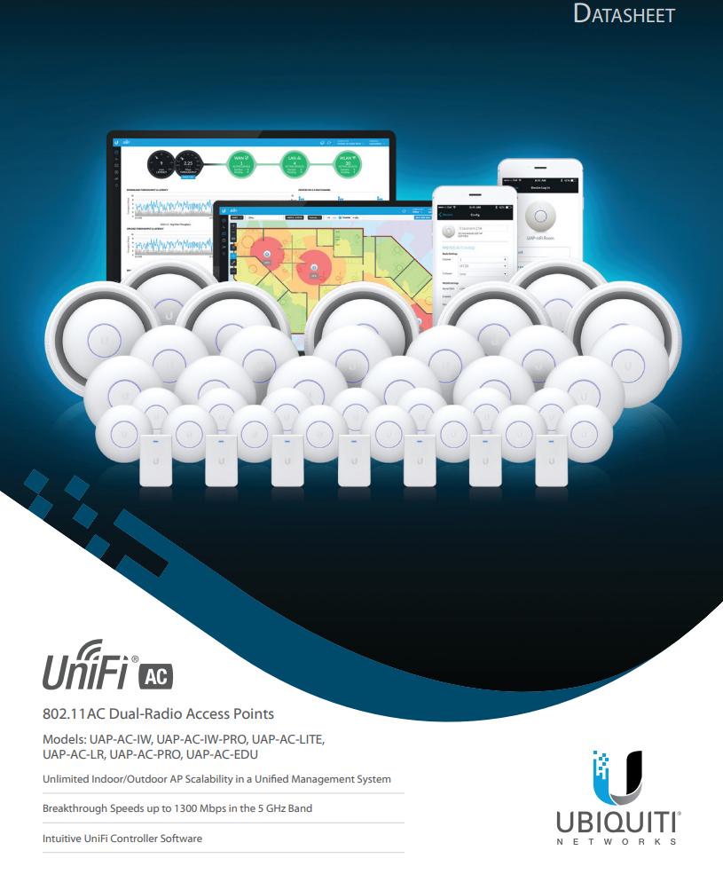 Ubiquiti UAP-AC-LITE - Local Distributor Warranty - UniFi AP AC LITE  802 11ac Dual Radio Access Point
