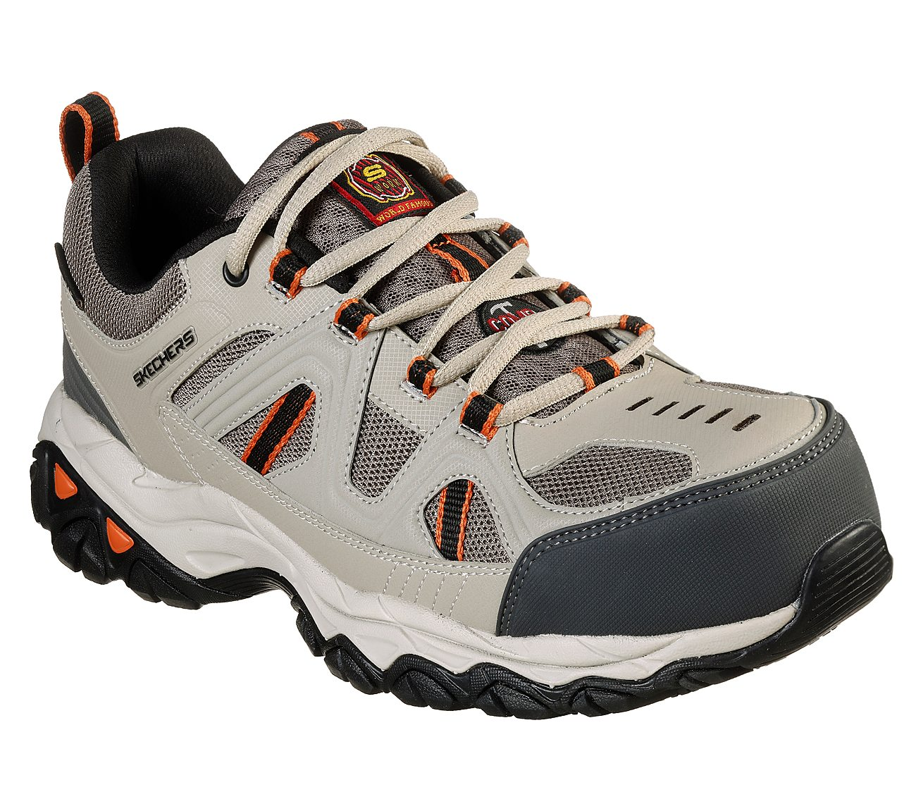 Skechers Work 77532 TPOR Composite Toe
