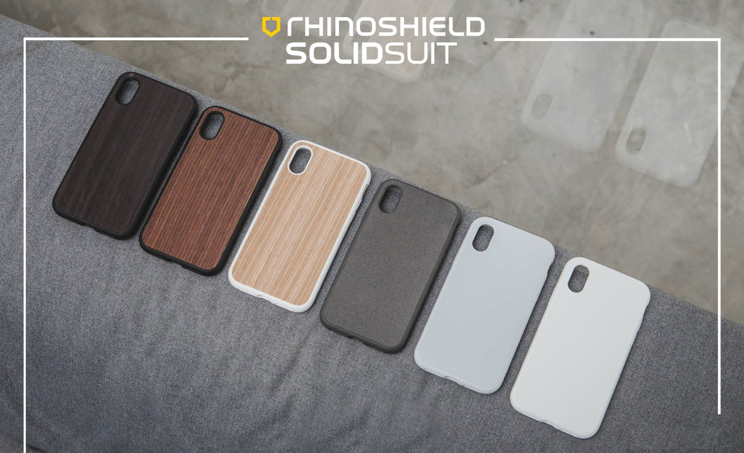 Rhinoshield Iphone Xs 5 8 Iphone X Solidsuit Case Mobile Solutions