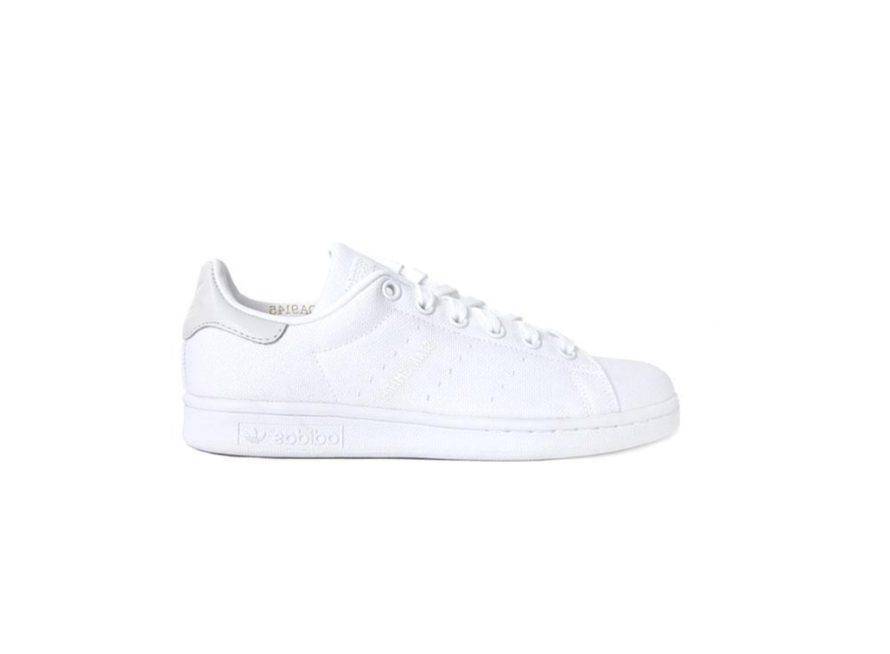 new style 9998d 38115 adidas Originals Stan Smith Canvas White DA9145