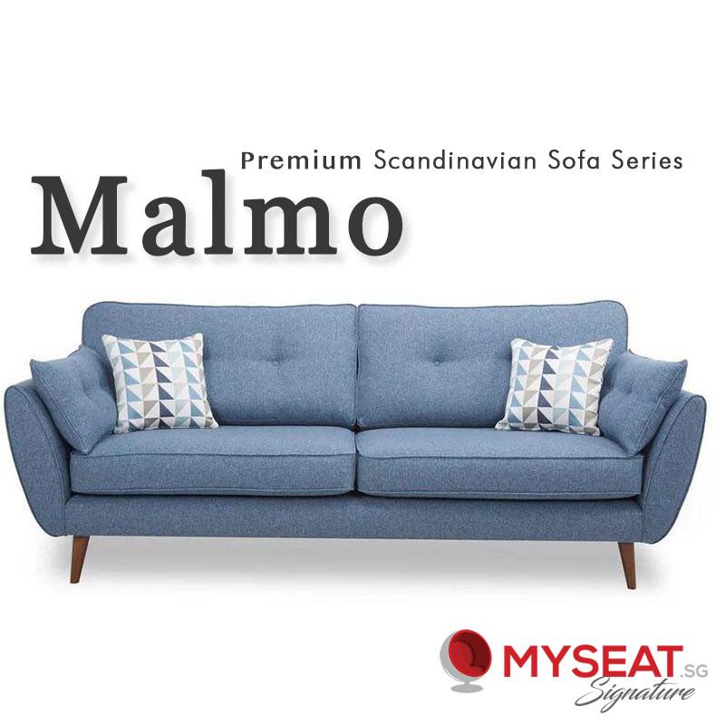Myseat Sg Malmo Scandinavian Sofa
