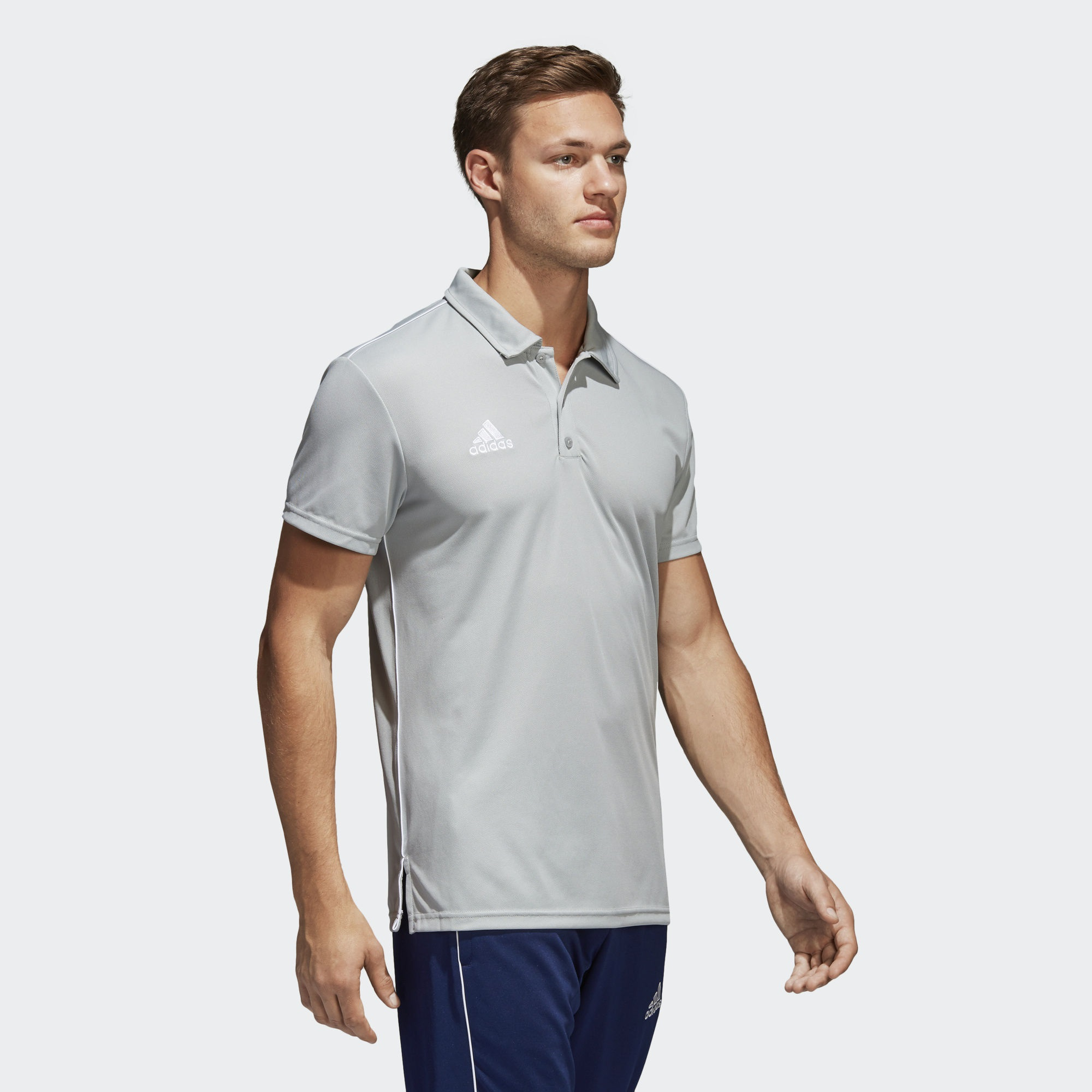 adidas Core 18 Climalite Men Polo Shirt CV3592