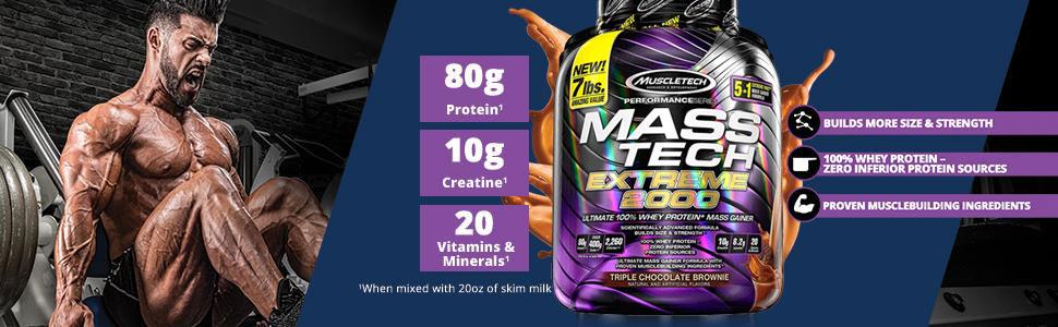 Muscletech, MassTech Extreme 2000