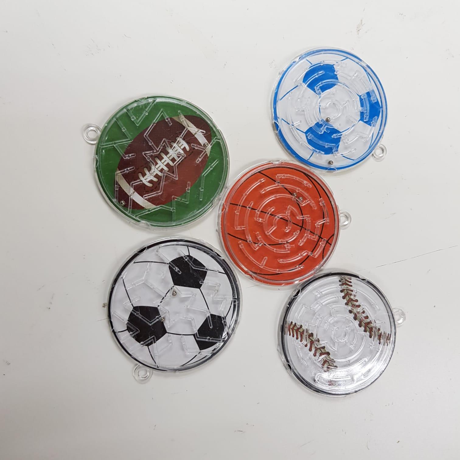 (best price) at 50sets bulk buy (best price) x sport ball maze game /  children toy birthday party supplier / pre school children day present gift  est