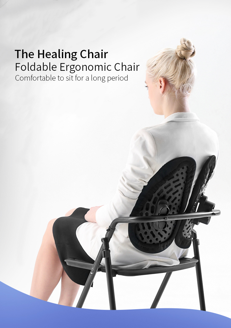 Bulky The Healing Chair Ortho Back Folding Chair Ergonomic Chair Office Chair Free 1 Year Warranty Lazada Singapore