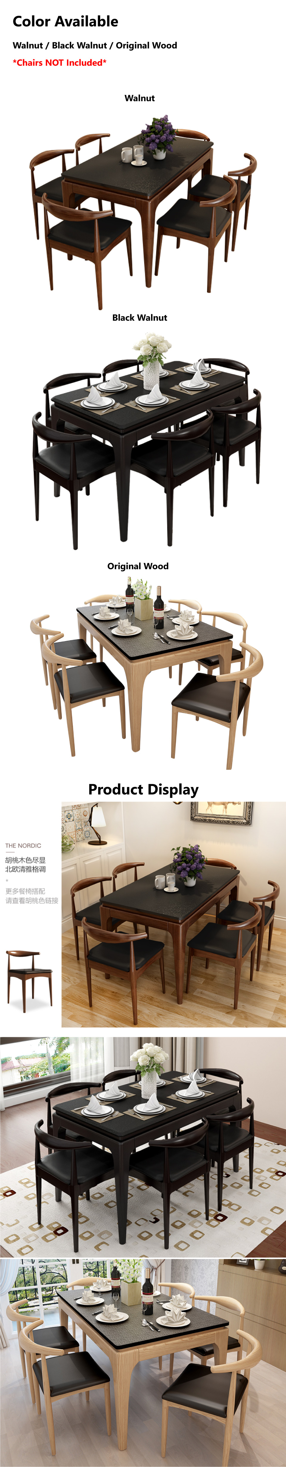 Miraculous Jiji Lava Fire Stone Ash Wood Dining Table Table Only Free Installation Tables Kitchen Furniture 1 Year Local Warranty Sg Download Free Architecture Designs Rallybritishbridgeorg