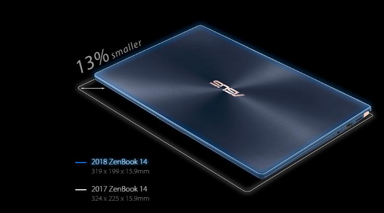 Asus ZenBook 14 UX433FN-B01T