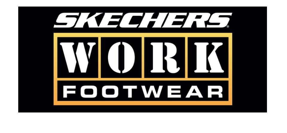 skechers work logo