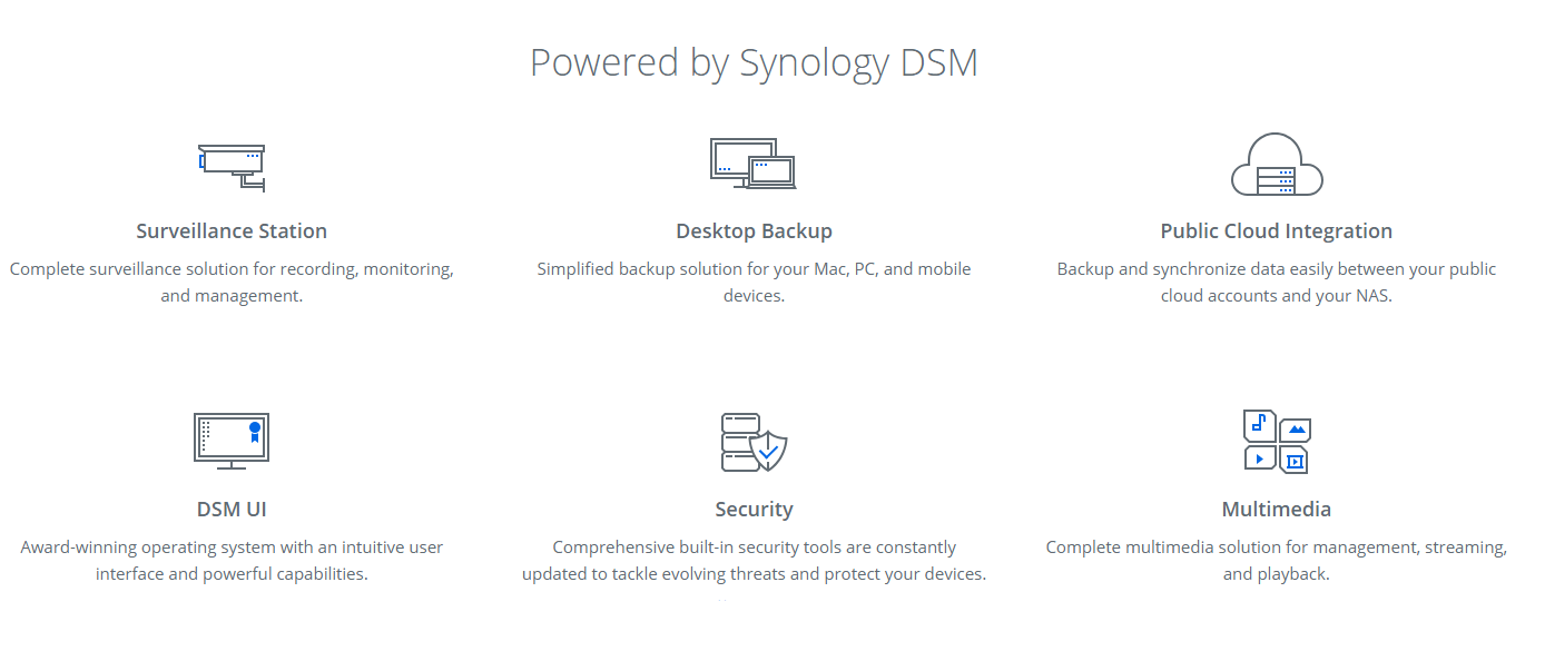 Synology NAS DS218 2 Bay NAS Diskstation  Local Distributor Warranty  Local  Tech support  Award winning product
