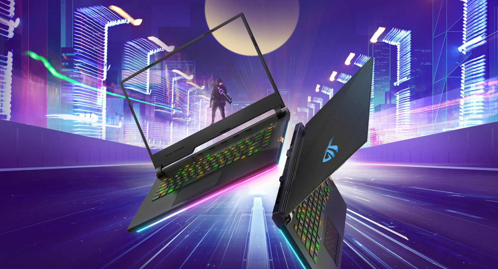 9th Gen ASUS ROG Strix SCAR III GL531GV - RTX 2060 ( I7-9750H / 16GB /  512GB SSD ) 15 6'' WITH 144Hz GAMING LAPTOP *COMEX PROMO*