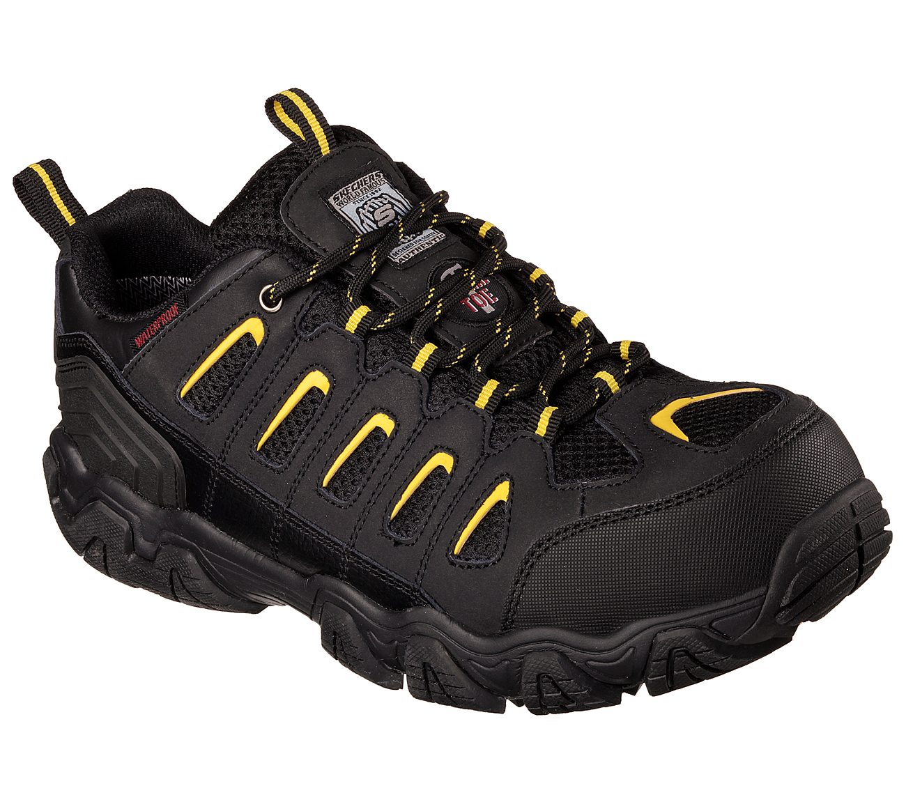 Work Blais Steel Toe Safety Shoes