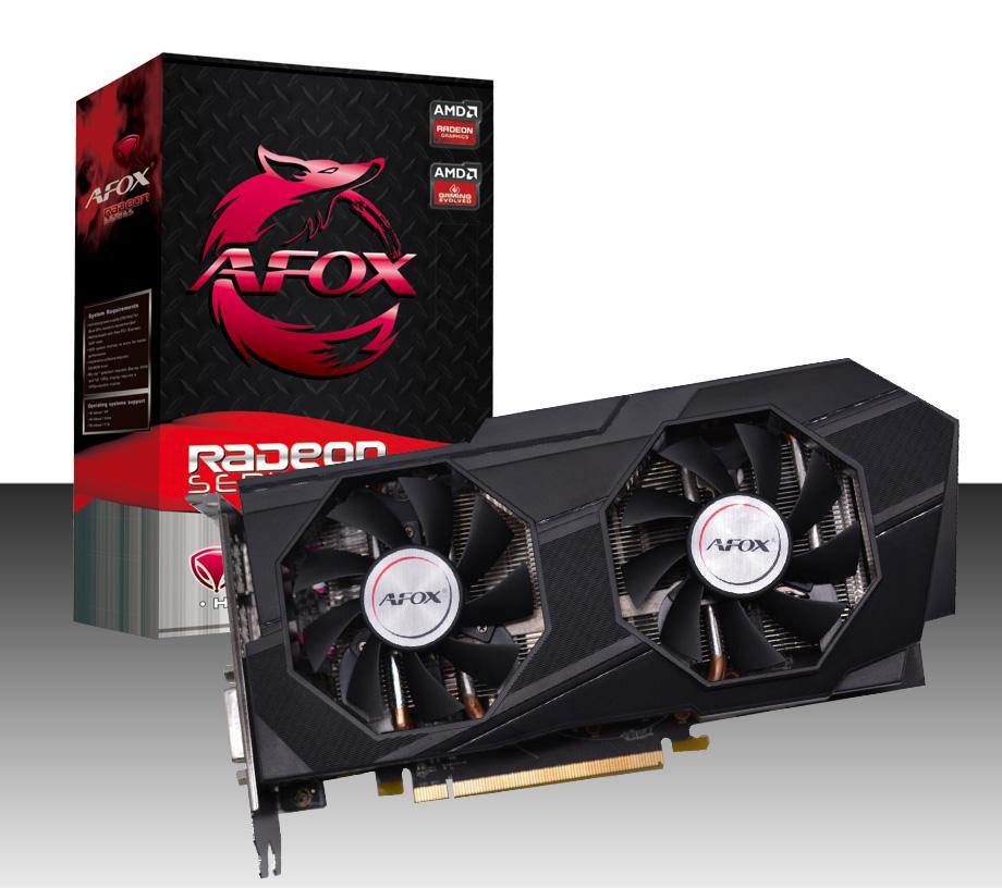 AFOX Radeon RX570 8GB