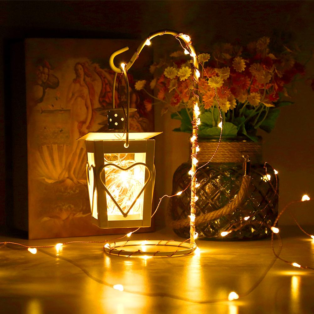 Image result for copper wire fairy lights